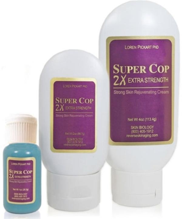 copper peptide cream